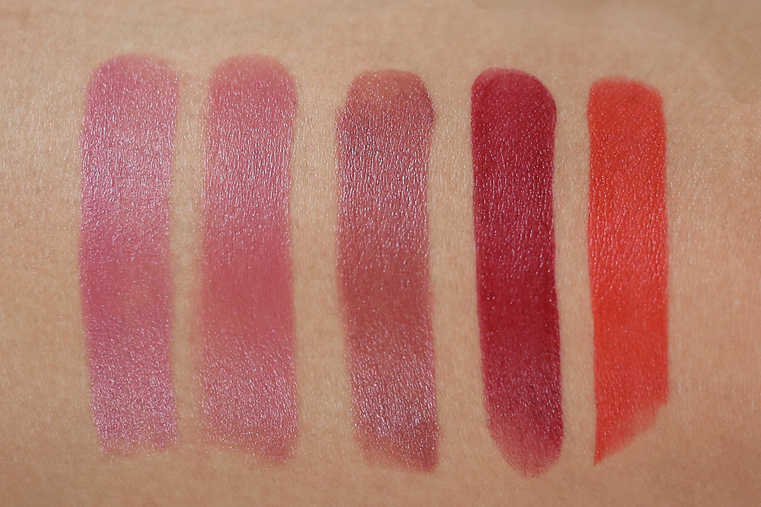 rimmel the only 1 lipstick review swatches