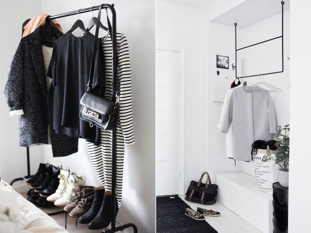 how to build a capsule wardrobe minimal