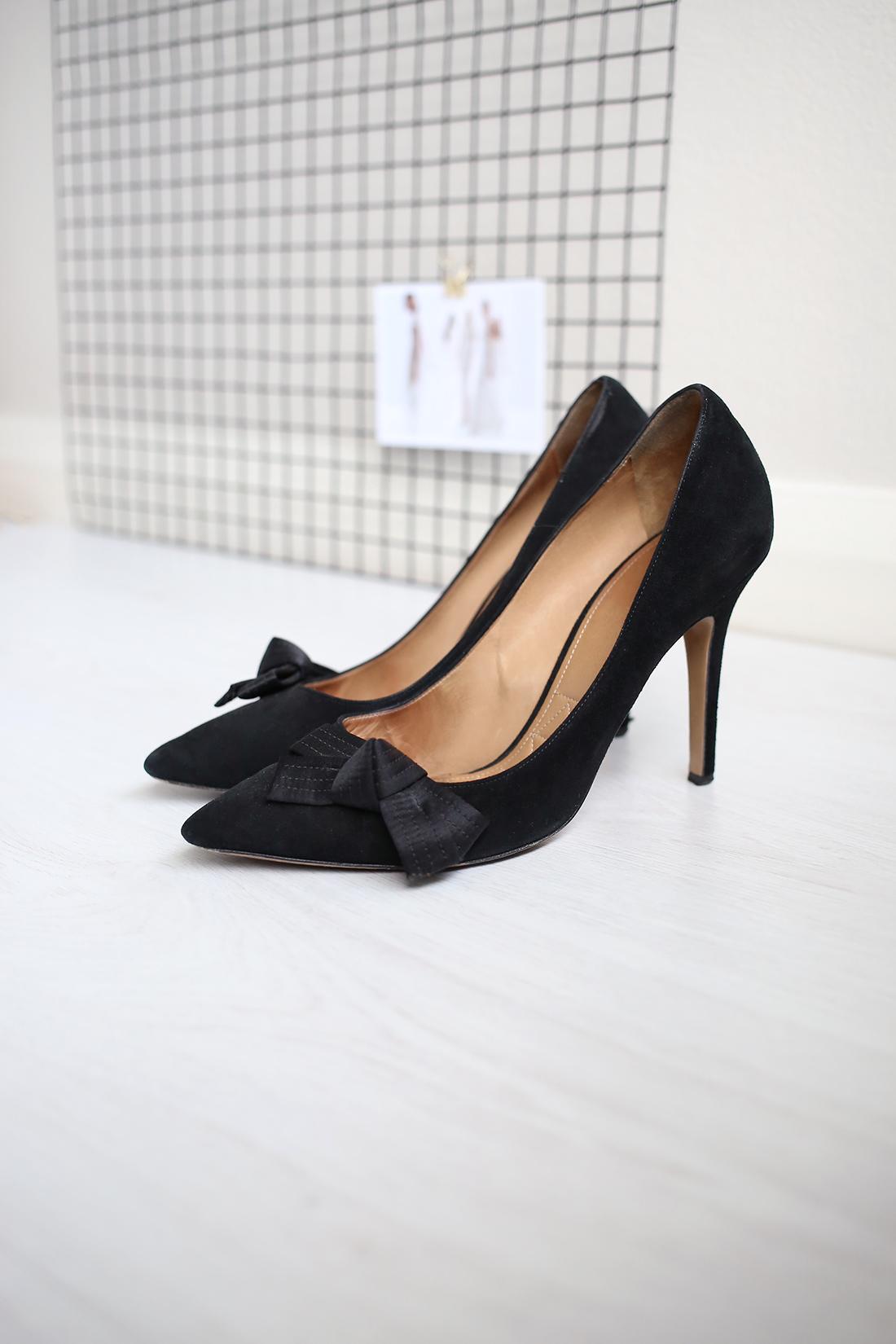 The essential black pair of heels