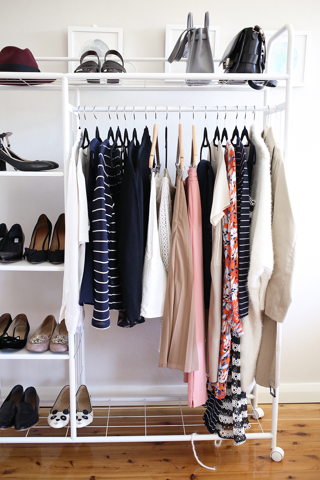 minimal capsule wardrobe lessons
