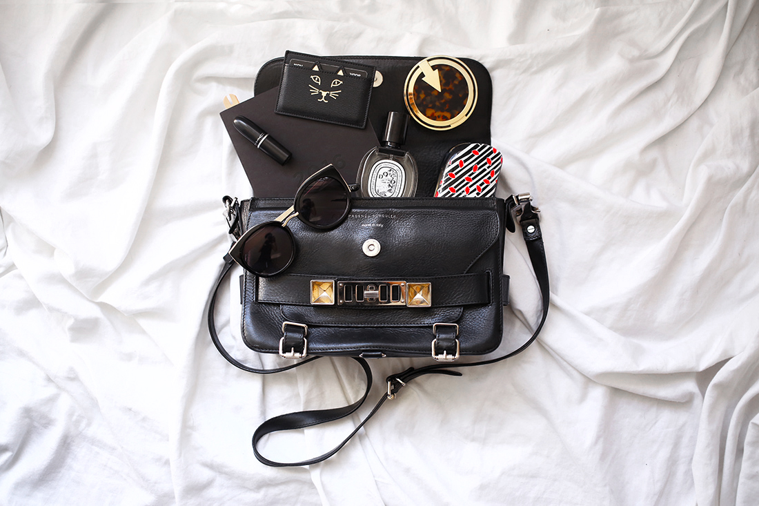 The It Bag To Invest Or Not Mademoiselle A Minimalist Gucci Alma Mini Handbag Proenza Schouler Ps11 Satchel