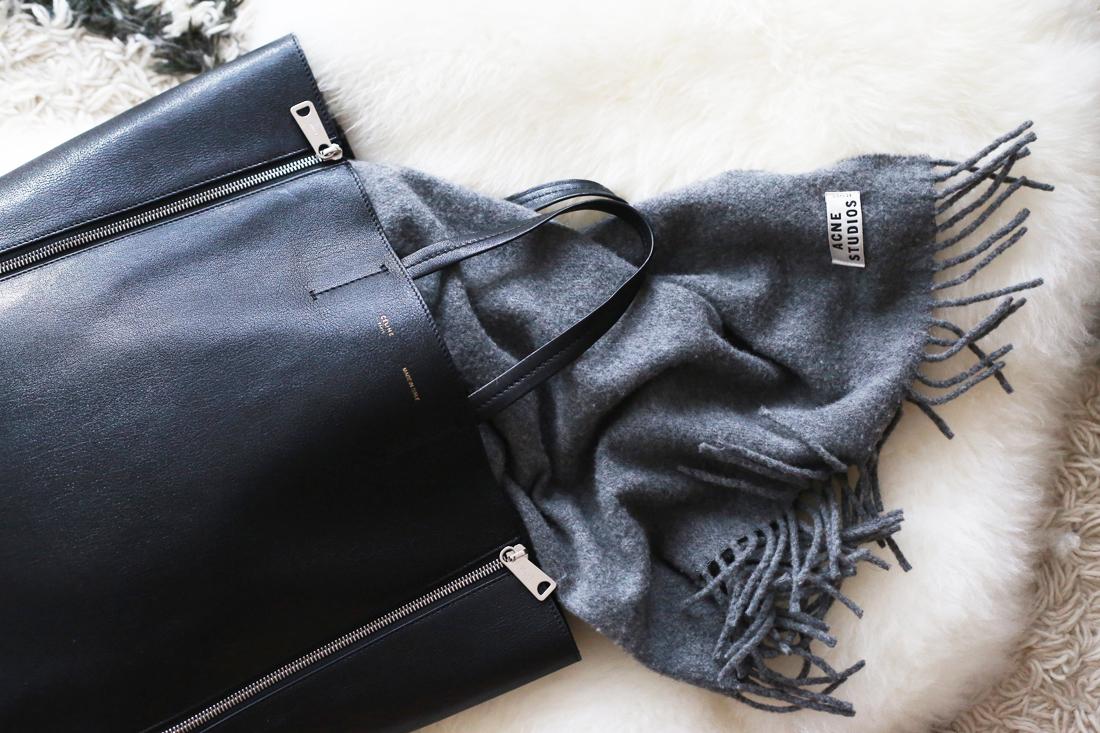 handbag celine cabas tote gusset