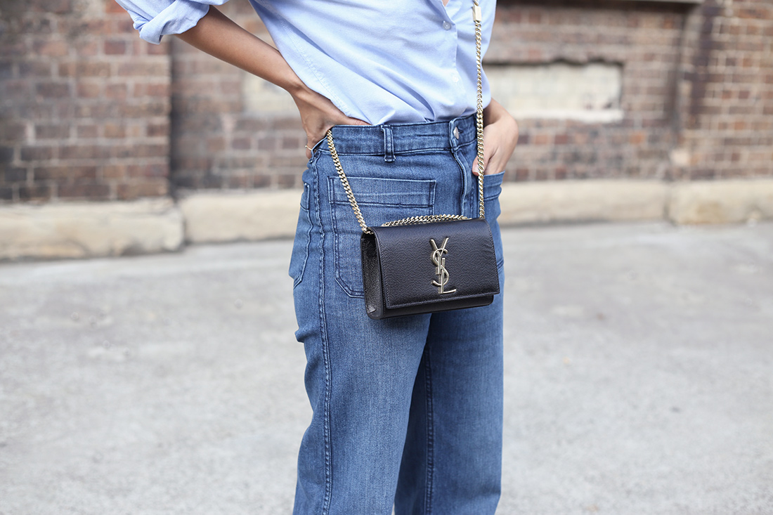 handbag YSL purse eleanor pendleton streetstyle MBFWA