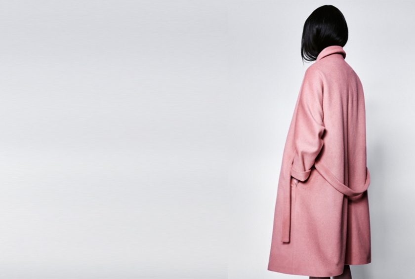 samuji pink coat