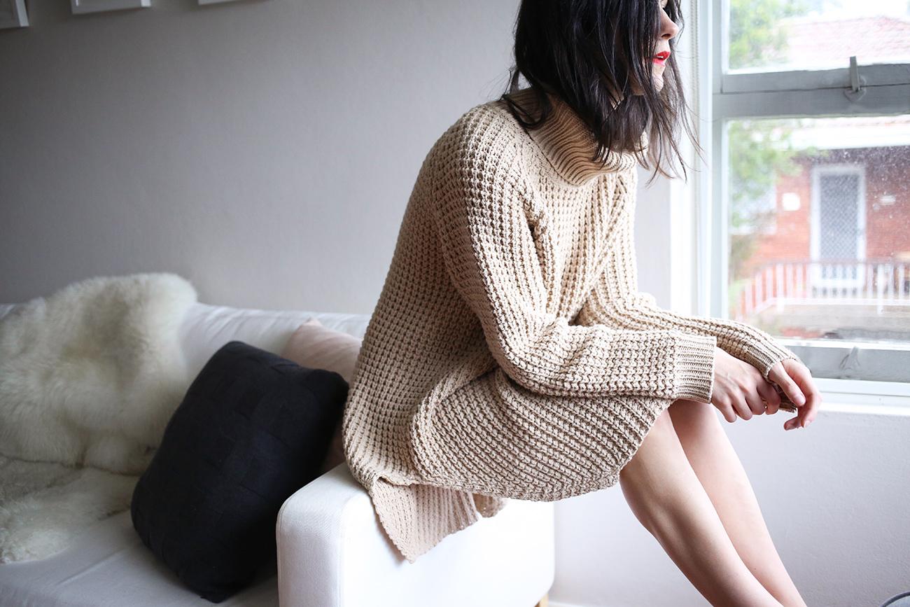hope grand sweater mademoiselle