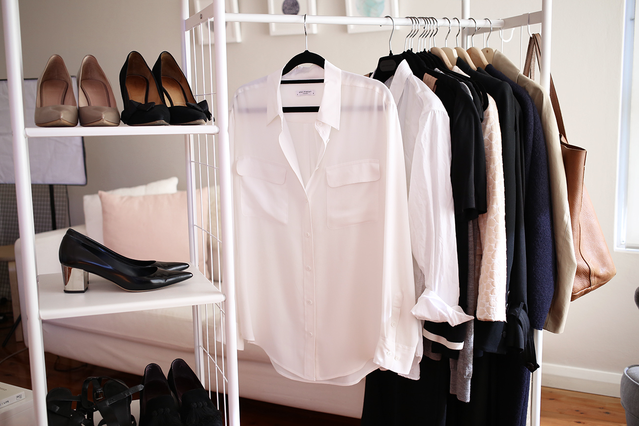 how to build a work wardrobe from scratch mademoiselle