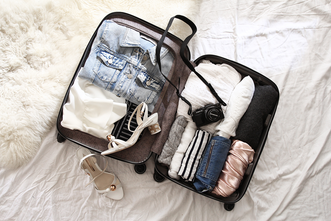 Watch How to Pack for a Week Away From Home video