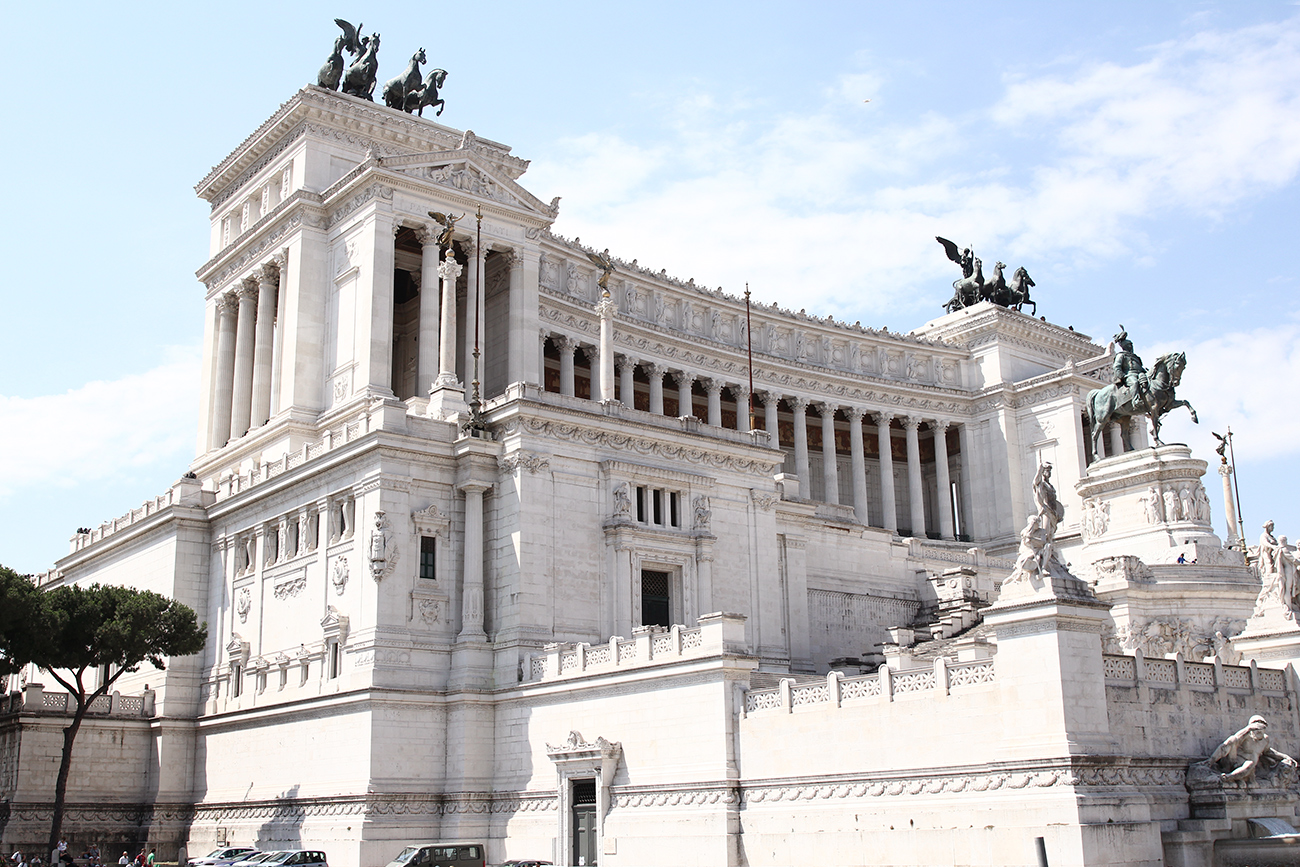 mademoiselle travels rome italy