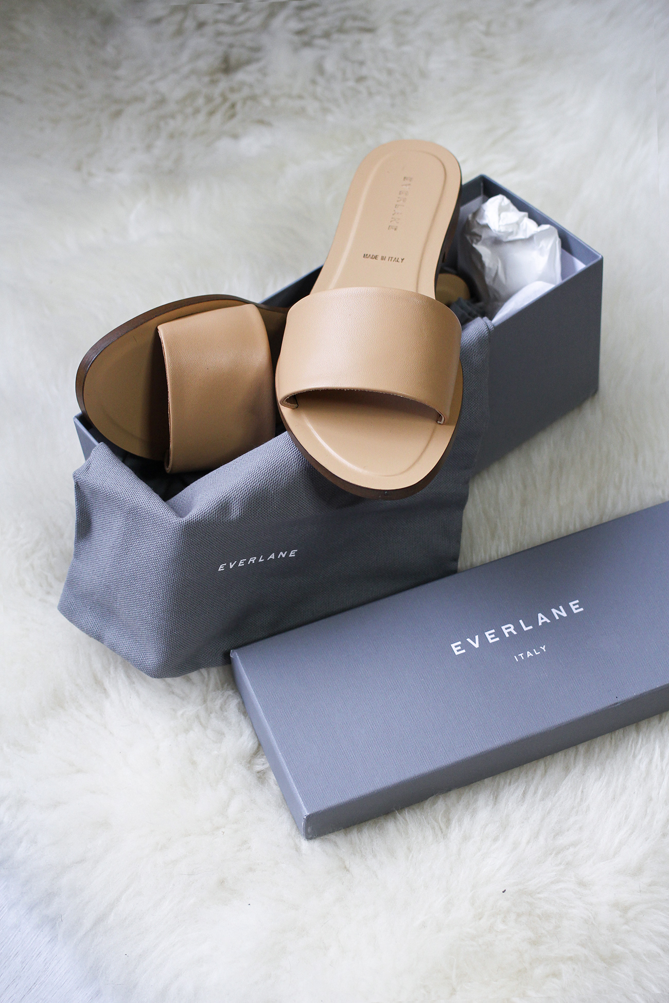 everlane elevate summer slide sandal review