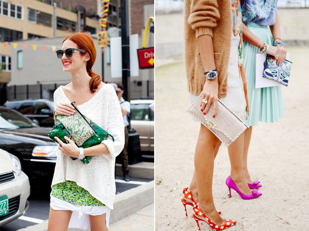 colourful streetstyle style evolution