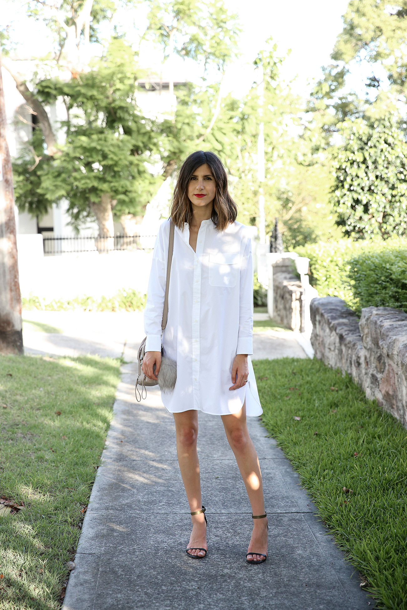 c414ab18404 Why every girl needs a shirt dress in her closet