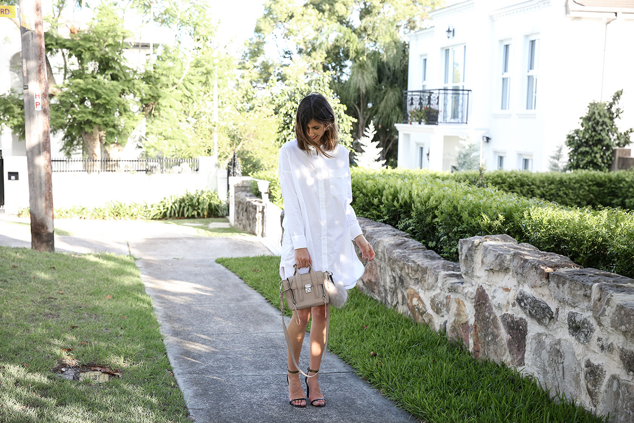 Why Every Girl Needs A Shirt Dress In Her Closet Mademoiselle A