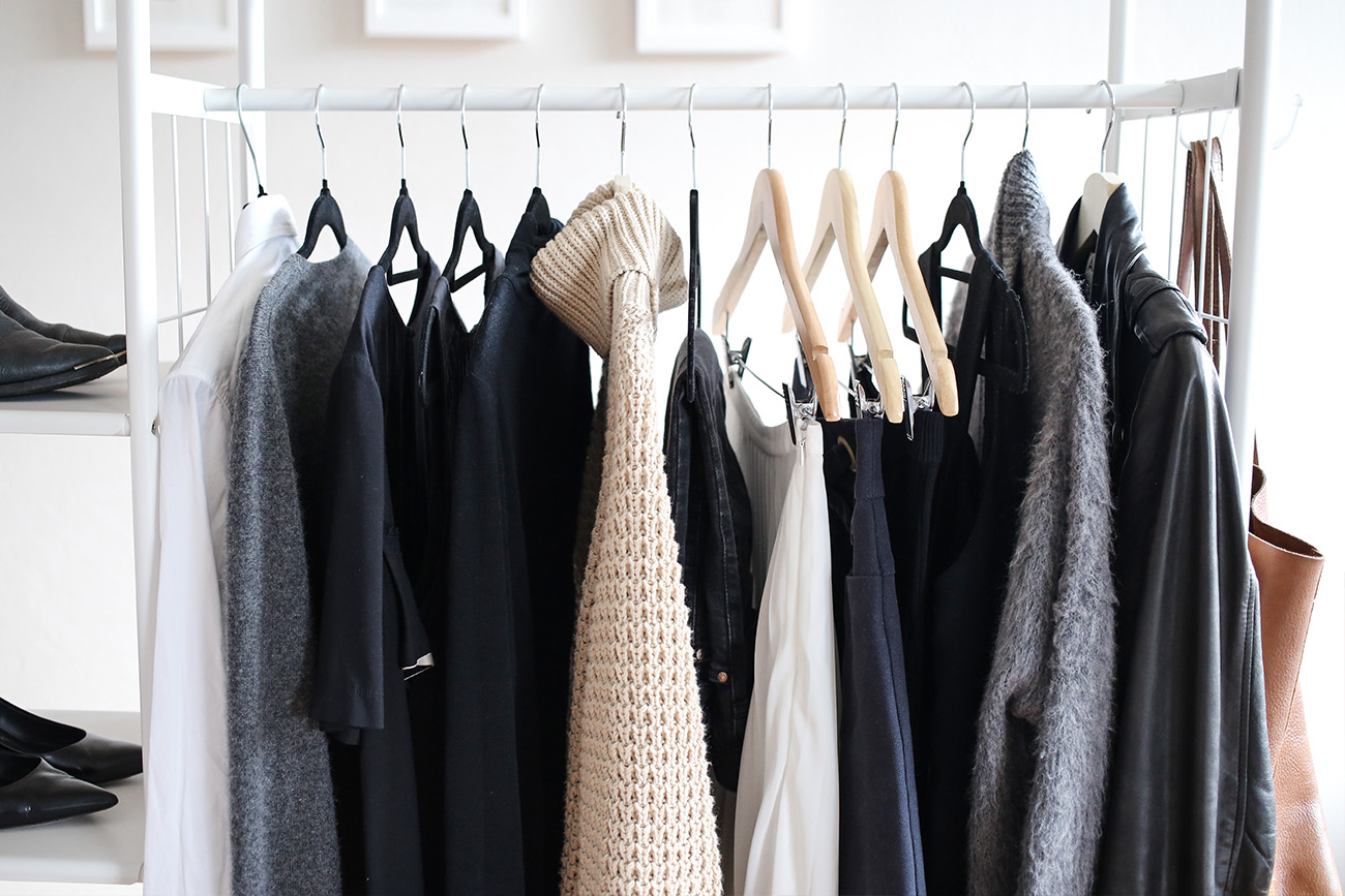 tips for shopping mindfully minimal wardrobe