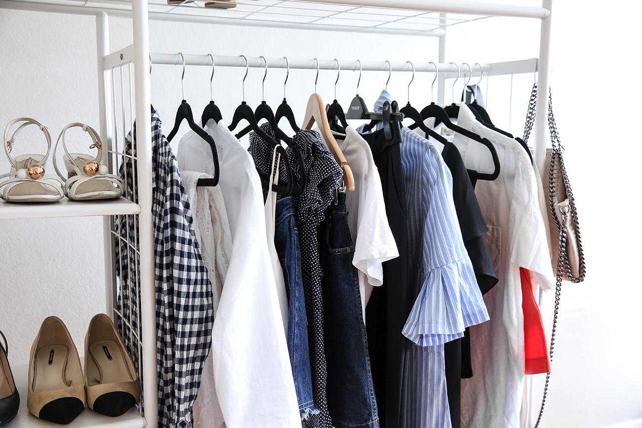 summer wardrobe minimal style favourites