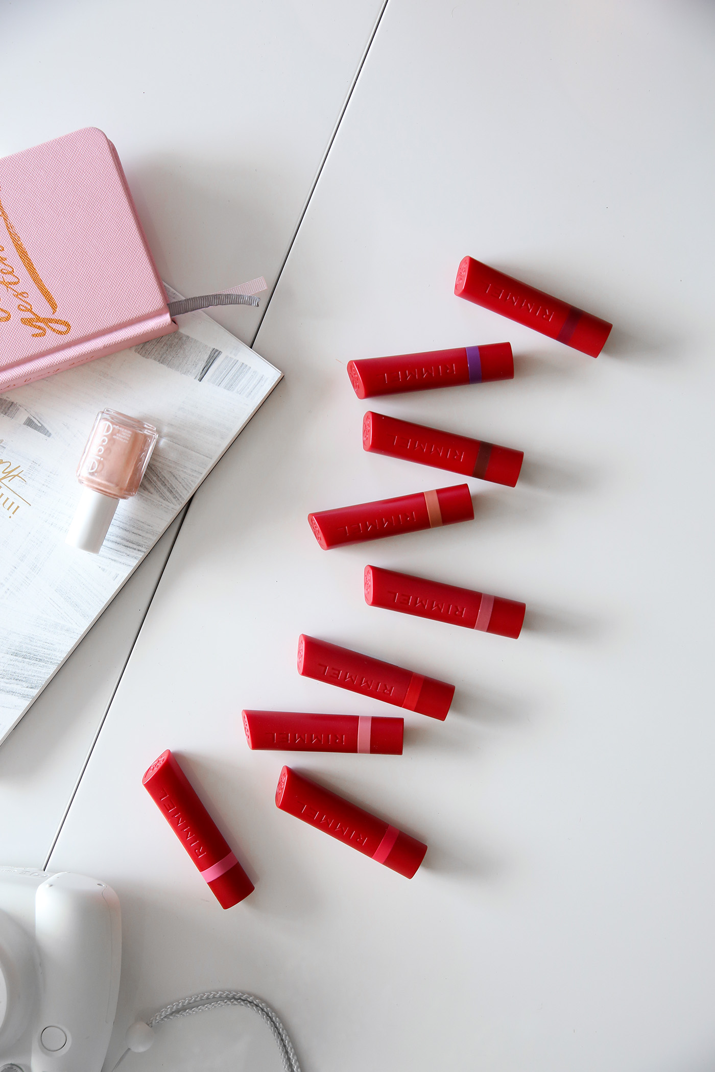 rimmel the only 1 one matte lipstick review swatches