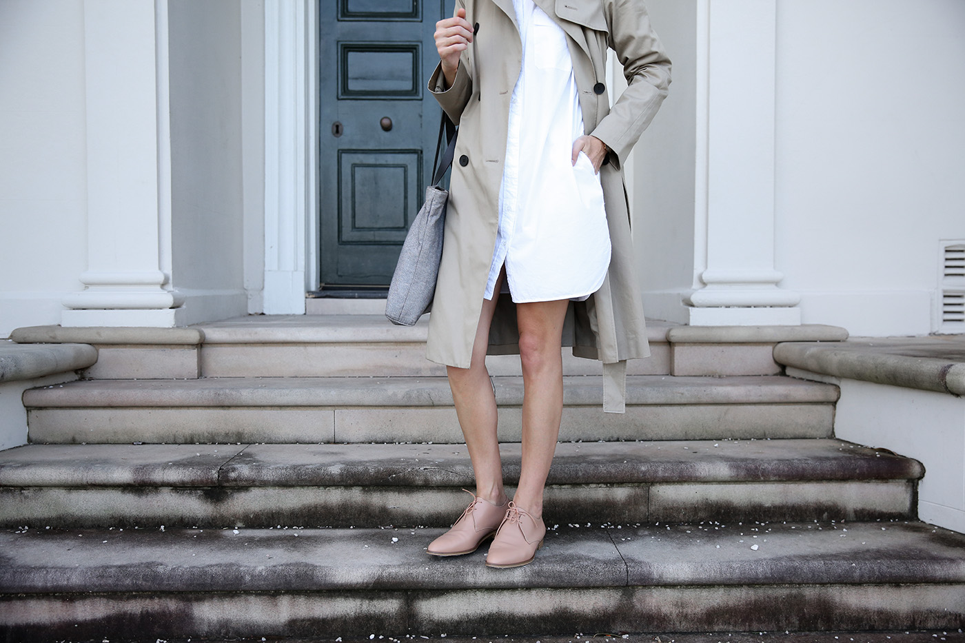 everlane review modern trench what to buy