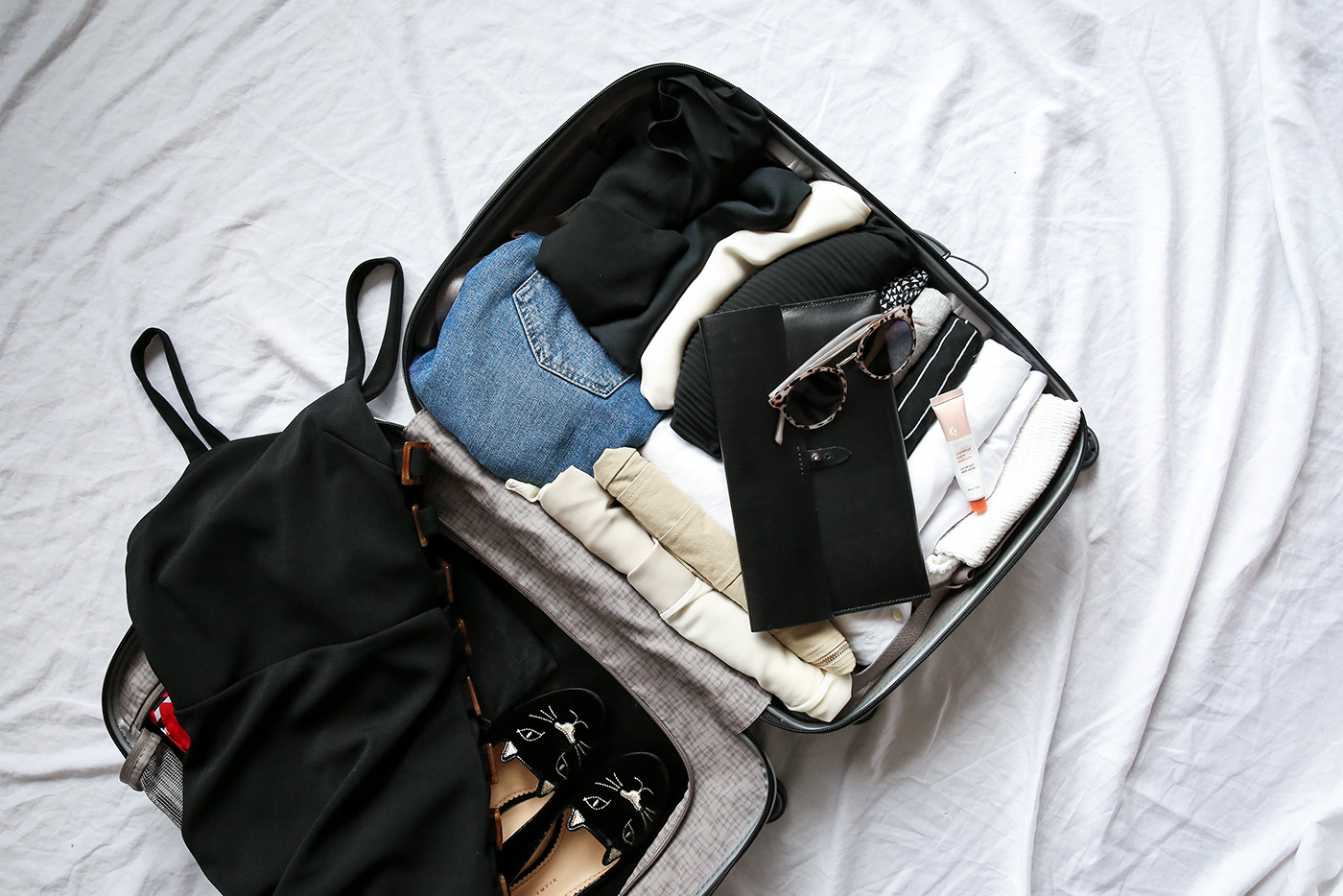 minimal carry on what to pack for dallas travel short trip