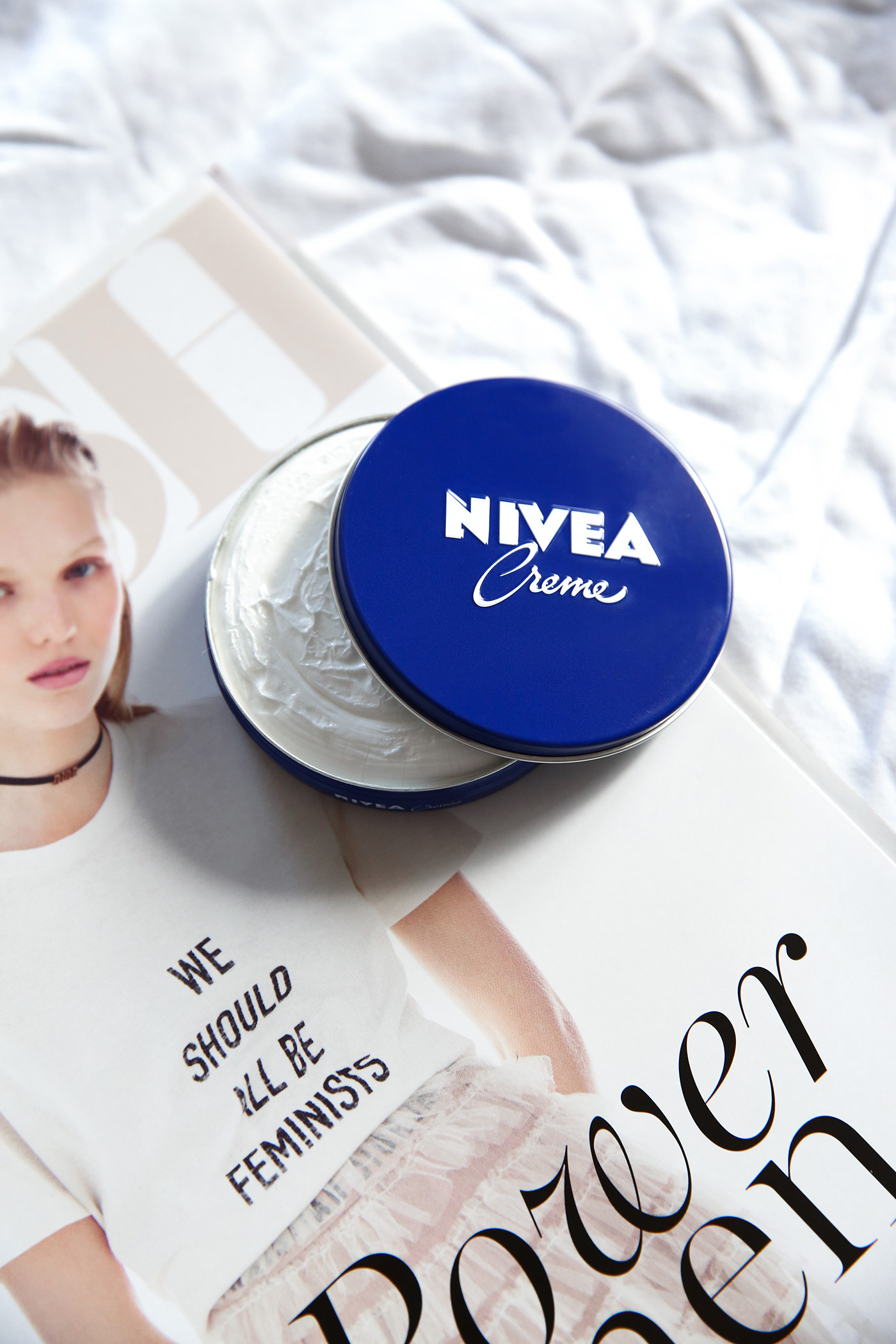 Five Reasons Why A Tin Of Nivea Creme Should Be Stashed In Your 60ml Beauty Essential