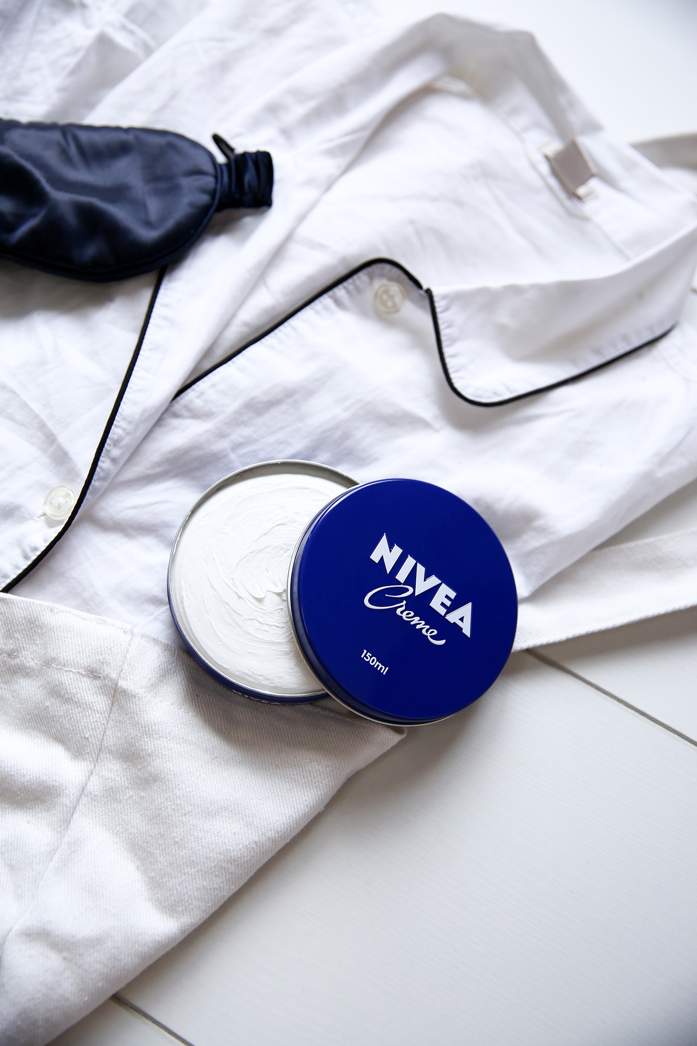 Five reasons why a tin of NIVEA Creme should be stashed in your vanity | Mademoiselle | A Minimalist Fashion Blog