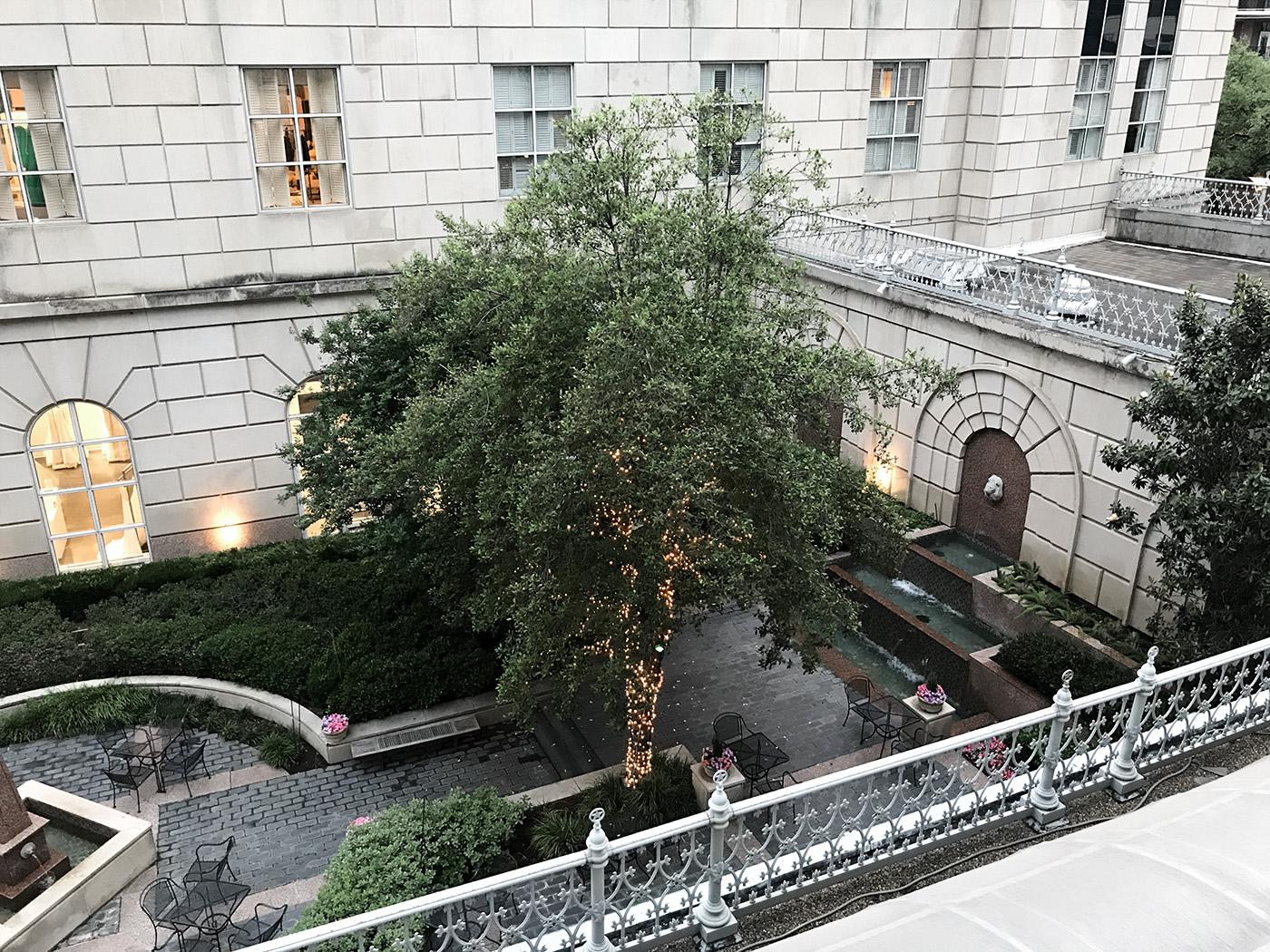hotel crescent court dallas