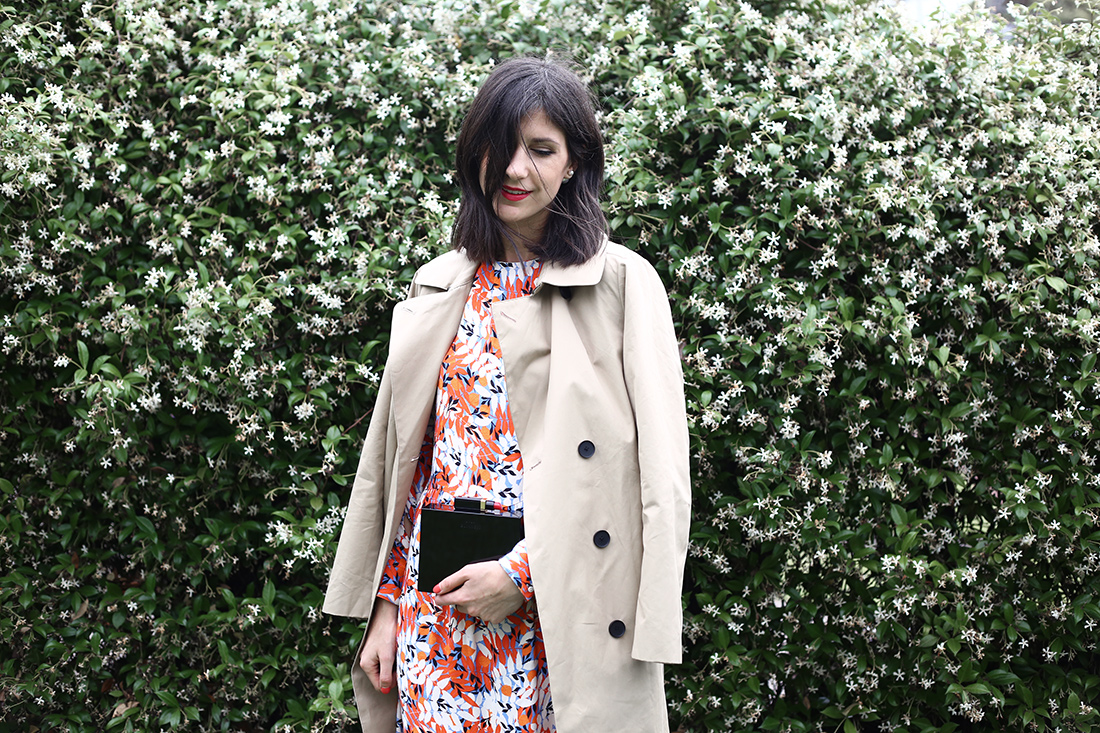 how to add colour to your wardrobe with a subtle print