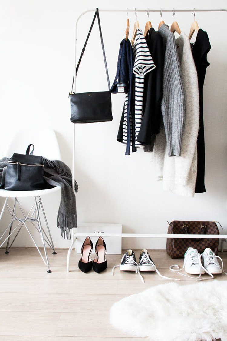 overhaul wardrobe without spending money and get out of style rut