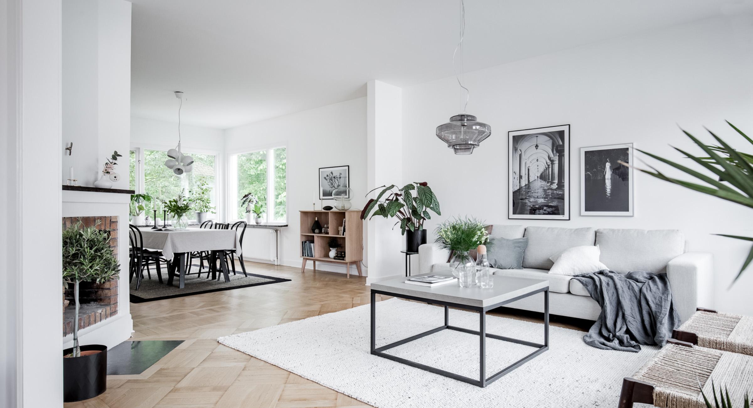 Minimal Scandinavian Interiors Home Decor