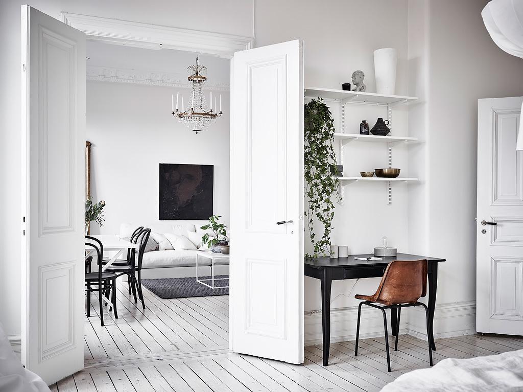 scandinavian home decor minimal